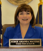FAMILY INJUSTICE JUDGE AMANDA MATZKE BRAZOS COUNTY