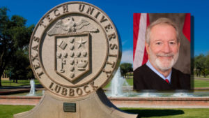 New Judge for Texas Tech Records fight
